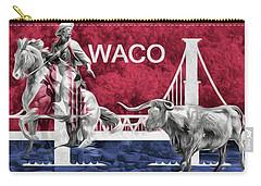 Waco Texas Carry-all Pouch