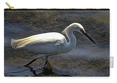 Wading And Watching Carry-all Pouch