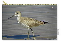 Wading Day Carry-all Pouch by Sheila Ping