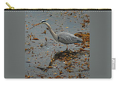 Wading Heron Carry-all Pouch