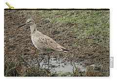 Wading Sandpiper Carry-all Pouch