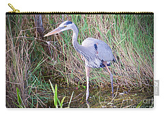 Wading Through The Swamp Edition 2 Carry-all Pouch by Judy Kay