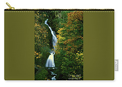 Wahkeena Falls Waterfall Carry-all Pouch