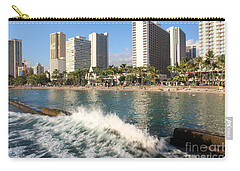 Waikiki Breakers Carry-all Pouch