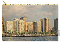 Waikiki Panorama 1 Carry-all Pouch