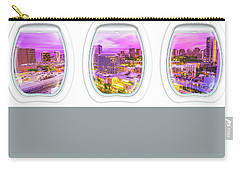 Waikiki Porthole Windows Carry-all Pouch