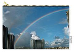 Waikiki Rainbow Carry-all Pouch