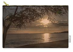 Waimea Bay Sunset 4 Carry-all Pouch