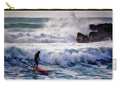 Waimea Bay Surfer Carry-all Pouch
