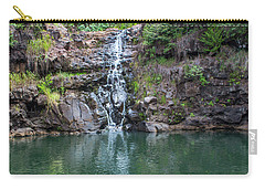 Waimea Waterfall Horizontal Carry-all Pouch