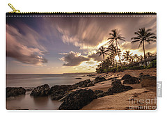 Wainiha Kauai Hawaii Sunrise  Carry-all Pouch