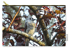 Waiting For Mom Carry-all Pouch by Judy Wanamaker