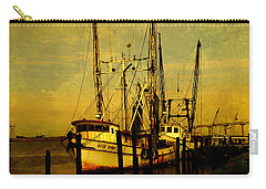 Waiting For Tomorrow Carry-all Pouch by Susanne Van Hulst