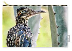 Waiting  Carry-all Pouch by Saija  Lehtonen