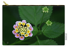 Carry-all Pouch featuring the photograph Waiting Their Turn by Shari Jardina