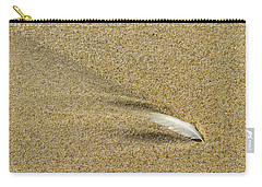 Wake Of A Feather Carry-all Pouch