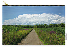 Walk Into The Clouds Carry-all Pouch