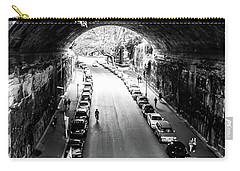 Walk The Tunnel Carry-all Pouch by Perry Webster