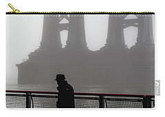 Walk Thru The Fog... Carry-all Pouch by Anthony Fields