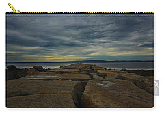 Walk To The Sea Carry-all Pouch