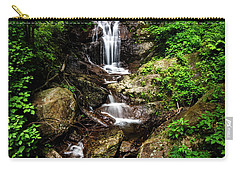 Walker Falls Carry-all Pouch by Jeremy Clinard