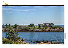 Walkers Point Kennebunkport Maine Carry-all Pouch by Brian MacLean