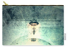 Carry-all Pouch featuring the photograph Walkin' Home  by Mark Ross