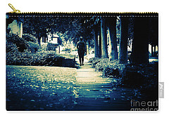 Walking A Lonely Path Carry-all Pouch