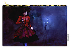 Walking After Midnight Carry-all Pouch by Methune Hively