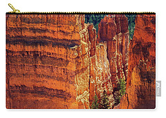 Walking Among Giants Carry-all Pouch