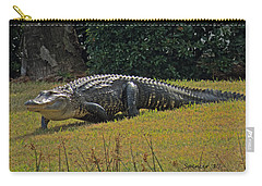 Walking Appetite Carry-all Pouch