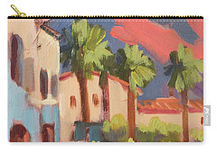 Walking Area In Old Town La Quinta Carry-all Pouch