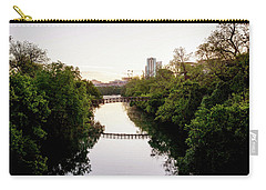 Walking Bridge - Austin Carry-all Pouch by Art Block Collections