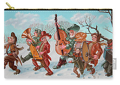 Walking Musicians Carry-all Pouch