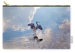 Walking On Water Carry-all Pouch by Carolyn Marshall