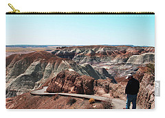 Walking Through The Painted Desert Carry-all Pouch