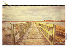 Walkway At Bivalve Carry-all Pouch