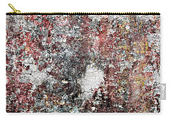 Wall Abstract 103 Carry-all Pouch