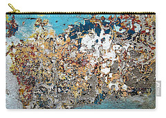 Wall Abstract 106 Carry-all Pouch