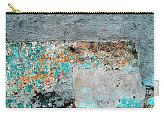 Wall Abstract 117 Carry-all Pouch