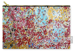 Wall Abstract 123 Carry-all Pouch