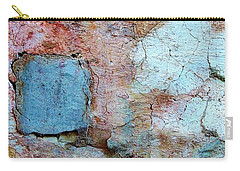 Wall Abstract 138 Carry-all Pouch