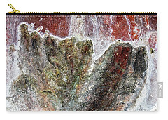 Wall Abstract 144 Carry-all Pouch