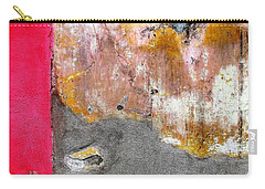 Wall Abstract 151 Carry-all Pouch by Maria Huntley