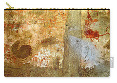Wall Abstract 156 Carry-all Pouch