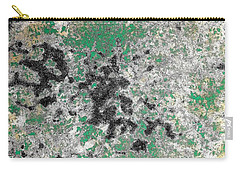 Wall Abstract 160 Carry-all Pouch