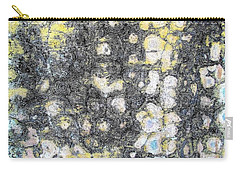 Wall Abstract 162 Carry-all Pouch