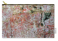 Wall Abstract 169 Carry-all Pouch