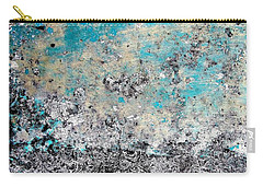 Wall Abstract 174 Carry-all Pouch