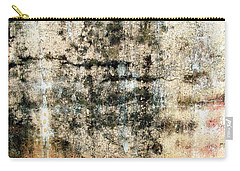 Wall Abstract 182 Carry-all Pouch
